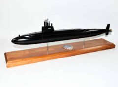 USS Tecumseh SSBN-628 Submarine Model
