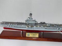USS Kearsarge CVA-33 Aircraft Carrier Model