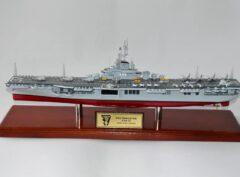 USS Princeton CVA-37 Aircraft Carrier Model