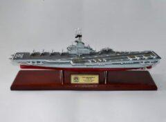 USS Shangri-La CVA-38 Aircraft Carrier Model