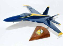 Blue Angels #2 F/A-18E Model