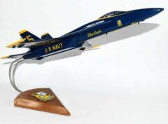 Blue Angels #5 F/A-18E Model