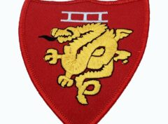 3rd Marine Amphibious Force Patch – No Hook and Loop